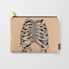 Your Rib is an Octopus Carry-All Pouch
