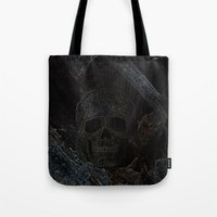 celtic Tote Bags featuring Celtic by Derek Moffat