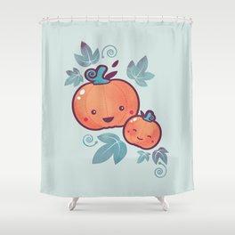 Fall Frolic Shower Curtain