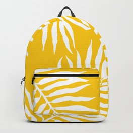 Malé mustard Backpack