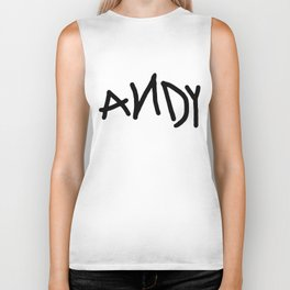 Andy Biker Tank