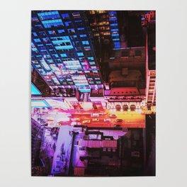New York City Blade Runner Poster