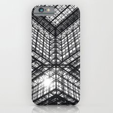 Metal and Glass iPhone 6s Slim Case