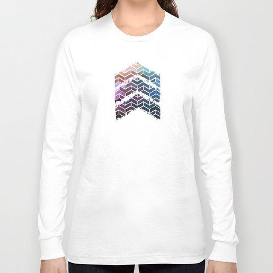 Chevron iKat Long Sleeve T-shirt