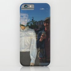 the adventures of Ghost Abe and me in Damnville Slim Case iPhone 6s
