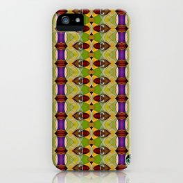 Manhattan 14 iPhone Case