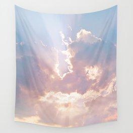Sun Beams Wall Tapestry