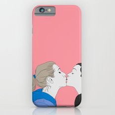 Girly kiss iPhone 6s Slim Case