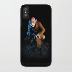 Nosferatu On A Tricycle Slim Case iPhone X