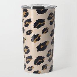 B&B Leopard Design Travel Mug