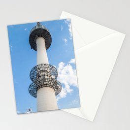 N Seoul Tower Stationery Cards