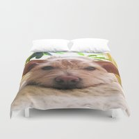 custom Duvet Covers featuring Custom Order by Canis Picta