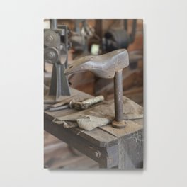 Cobblers Anvil Metal Print