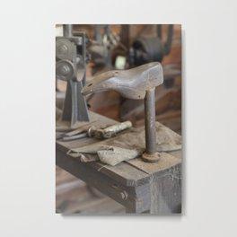 Cobblers Anvil Metal Print