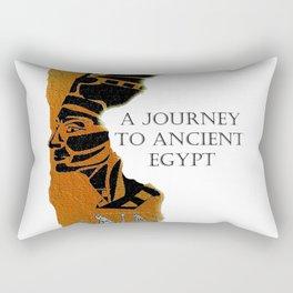queen nefertiti Rectangular Pillow