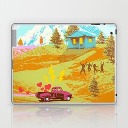 BETTER LAND Laptop & iPad Skin