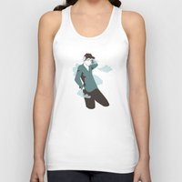 verse Tank Tops featuring end!verse cas by PrettyOddChild