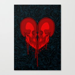 Eternal Valentine Canvas Print