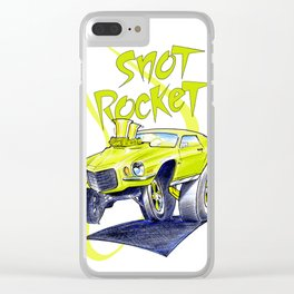 Camaro RS Clear iPhone Case