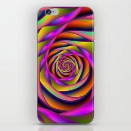 Spiral Six iPhone Skin