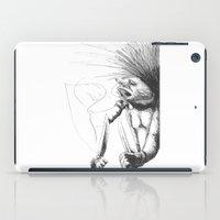 kill la kill iPad Cases featuring Kill by pFaza