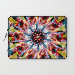 Tangent Abstract Laptop Sleeve