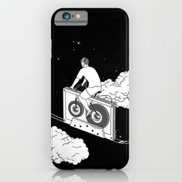 Slow Ride iPhone Case
