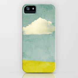 One Cloud iPhone Case