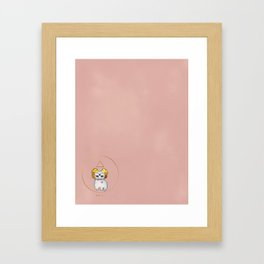 Baby Zodiac Collection - Aries Framed Art Print