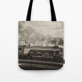 Bristolian Scotsman Tote Bag