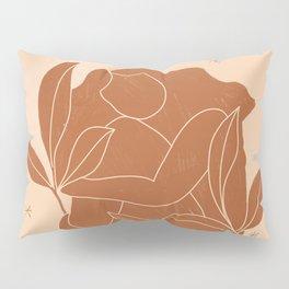 Hiding in Plants Pillow Sham