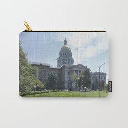 Capitol Building Denver Carry-All Pouch