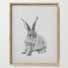 Rabbit 25 Serving Tray