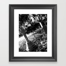 A Dark Vision Framed Art Print