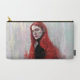 Beautiful Hell Carry-All Pouch