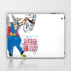 Please Hammer Don't Hurt 'Em Laptop & iPad Skin