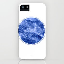 Northern Stars iPhone Case