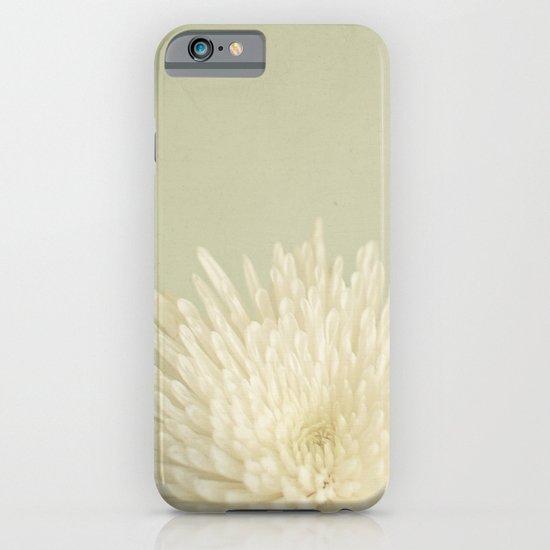 Pale Beauty iPhone & iPod Case