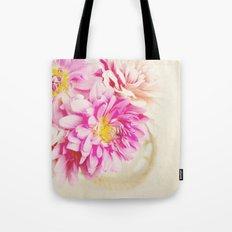 Sweet Peonies Tote Bag