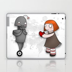 Robot Love Laptop & iPad Skin