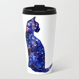 Galaxy Cat 2 Travel Mug