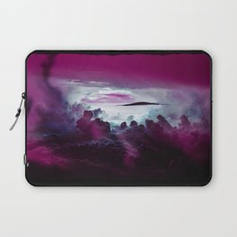 I Want To Believe -Pink Laptop Sleeve