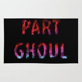 Part Ghoul  Rug