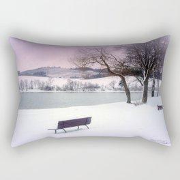 Winter seat Rectangular Pillow