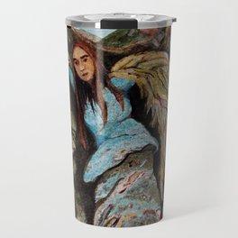 Earth Angel Travel Mug