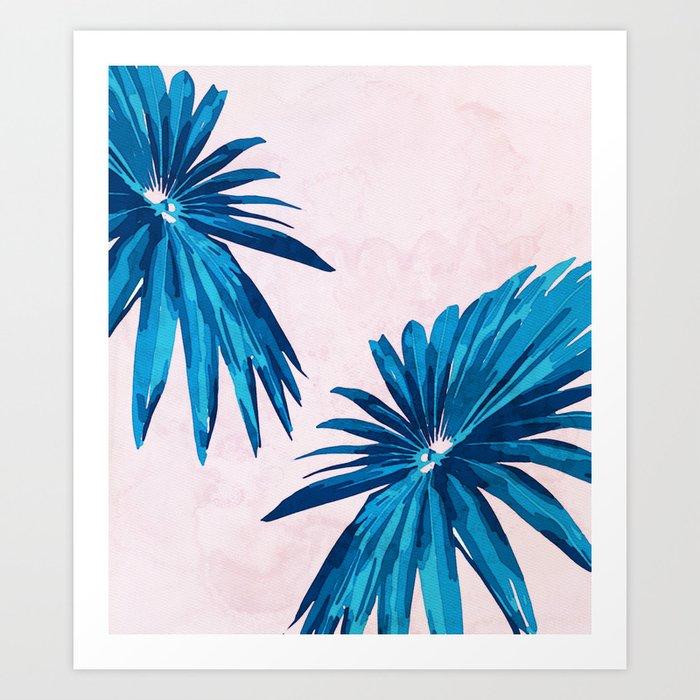 Tropicana #society6 #decor #buyart Art Print