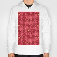 pomegranate Hoodies featuring pomegranate by ottomanbrim