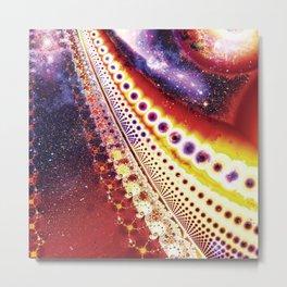 Stellar Overpass Metal Print