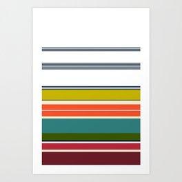 banda Art Print