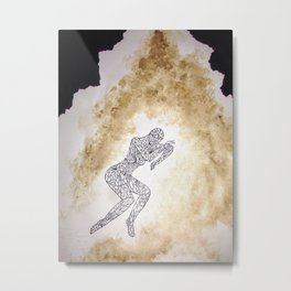 The Cave of Reveries Metal Print